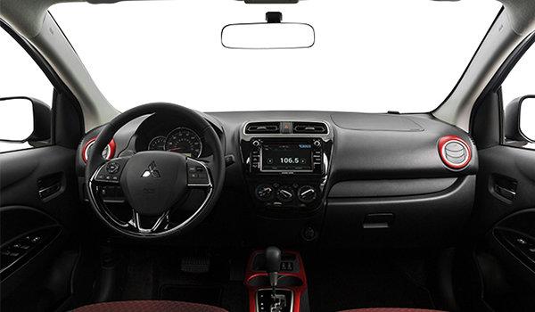 2019 Mitsubishi Mirage ES Limited Edition - CVT - Interior - 1