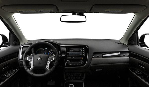 2019 Mitsubishi OUTLANDER PHEV SE S-AWC - Interior - 1