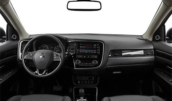 2019 Mitsubishi Outlander ES AWC Touring - Interior - 1