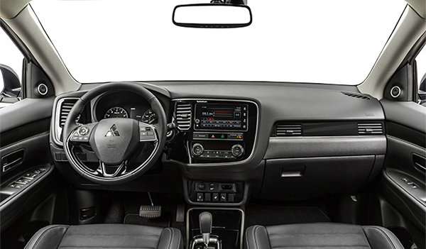 2019 Mitsubishi Outlander SE AWC Black Edition - Interior - 1