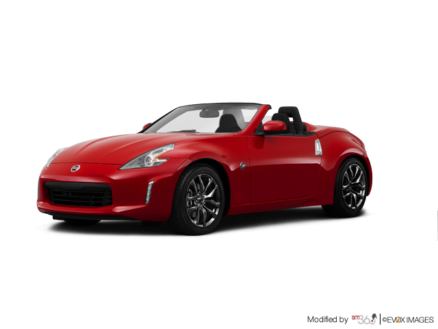 2019 Nissan 370Z Touring Roadster 6sp