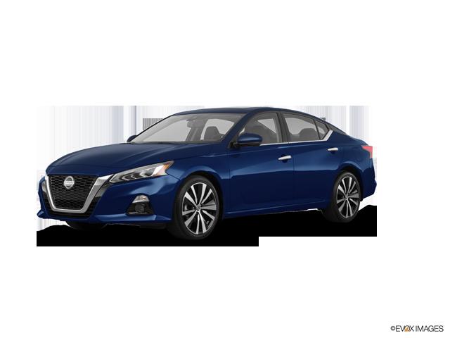 2019 Nissan Altima Sedan 2.5 Platinum CVT - Exterior - 1