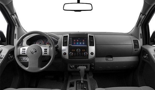 Nissan Frontier Midnight Edition 2019