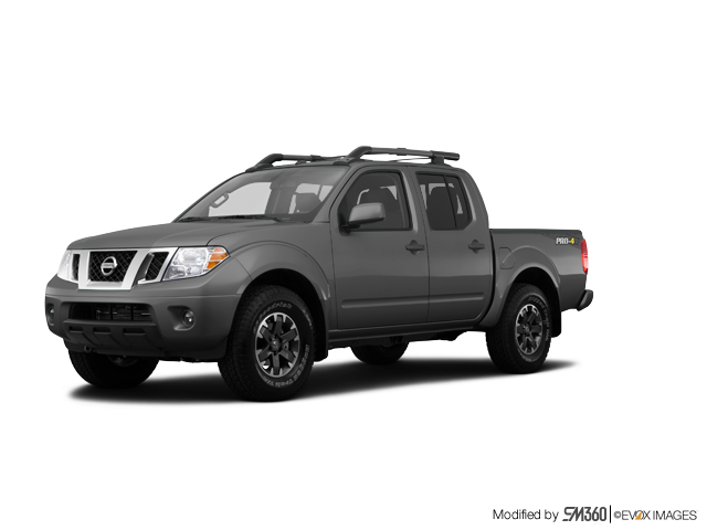 2019 Nissan Frontier Crew Cab PRO-4X 4x4 at - Exterior - 1
