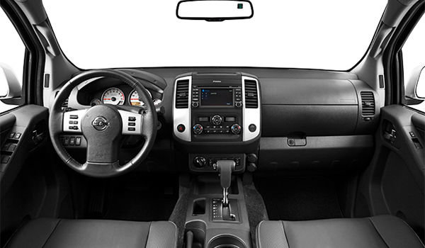 2019 Nissan Frontier Crew Cab PRO-4X 4x4 at - Interior - 1
