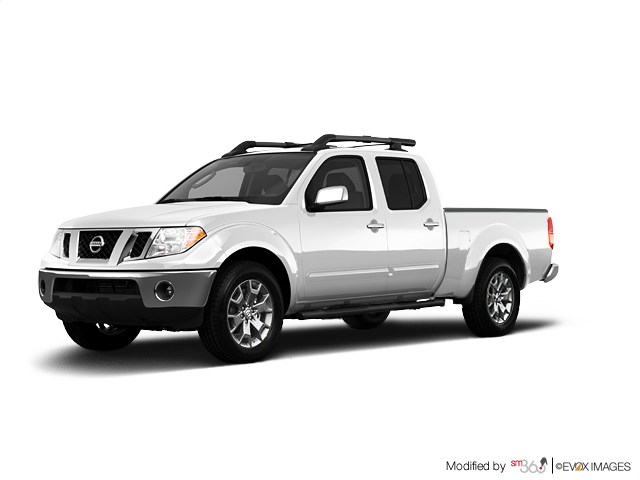 2019 Nissan Frontier Crew Cab SL 4x4 at - Exterior - 1