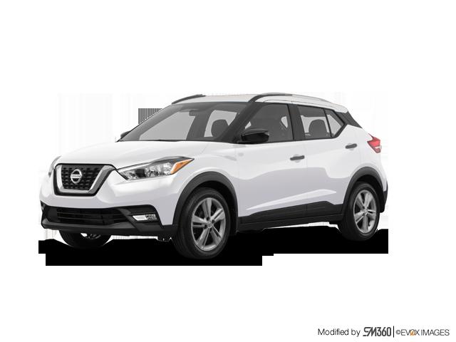 2019 Nissan KICKS S CVT - Exterior - 1