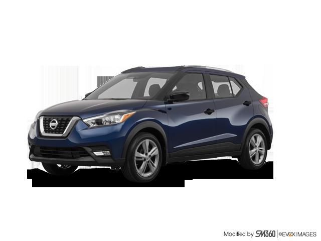 2019 Nissan KICKS S CVT (2) - Exterior - 1
