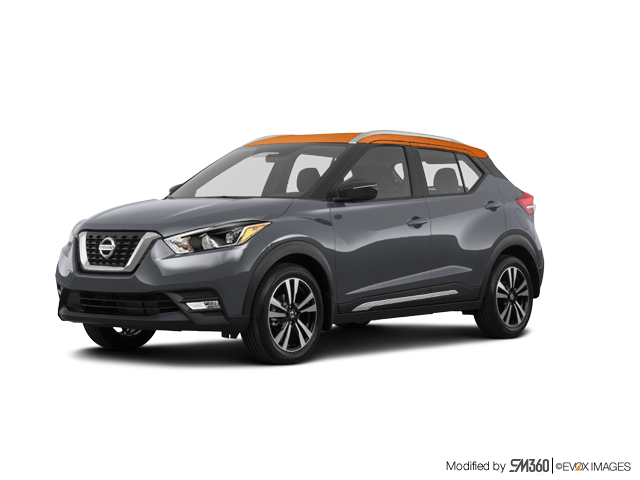 2019 Nissan KICKS SR CVT (2) - Exterior - 1