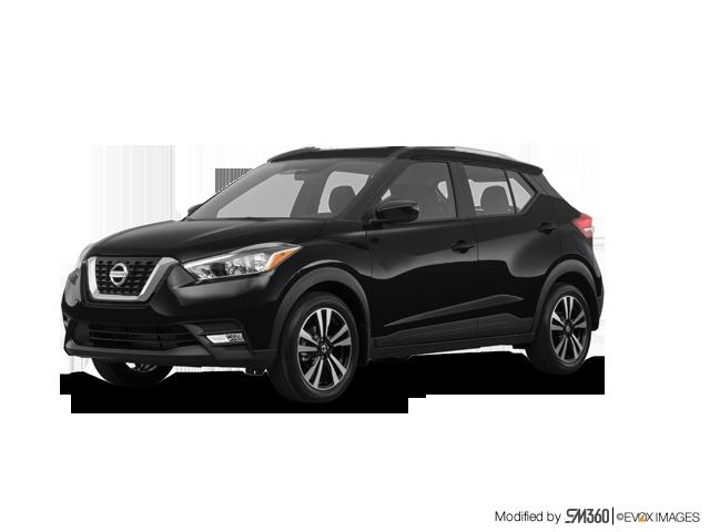 2019 Nissan KICKS SV - Exterior - 1