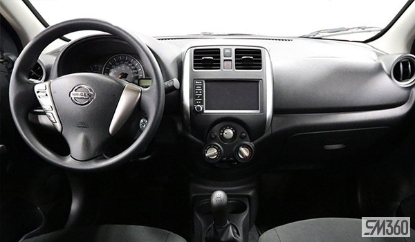 2019 Nissan Micra 1.6 S at - Interior - 1