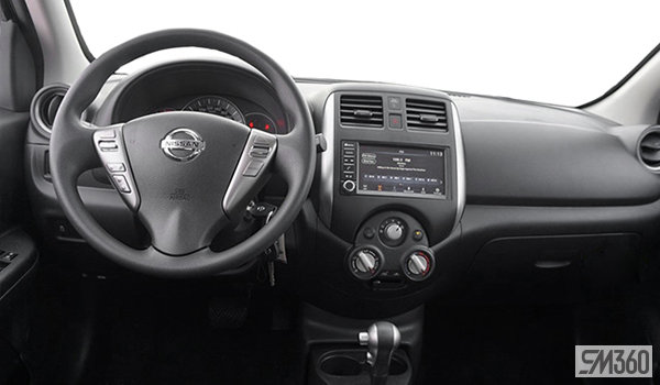 2019 Nissan Micra 1.6 SV at - Interior - 1