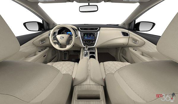 2019 Nissan Murano Platinum AWD CVT - Interior - 1