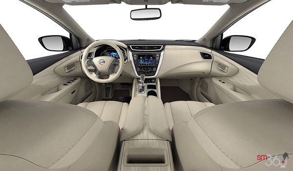 2019 Nissan Murano SL AWD CVT - Interior - 1