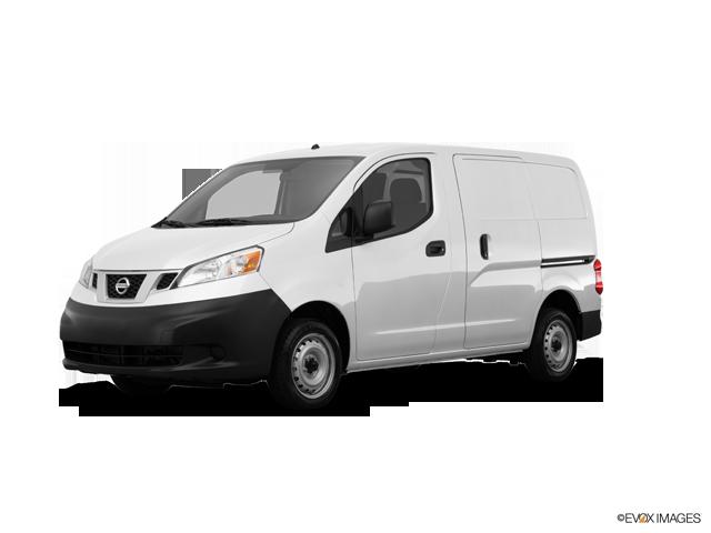 2019 Nissan NV200 Compact Cargo S - Exterior - 1