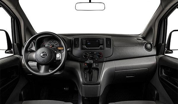 2019 Nissan NV200 Compact Cargo S - Interior - 1
