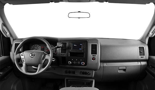 2019 Nissan NV 3500 Passenger SV V8 Standard Roof - Interior - 1