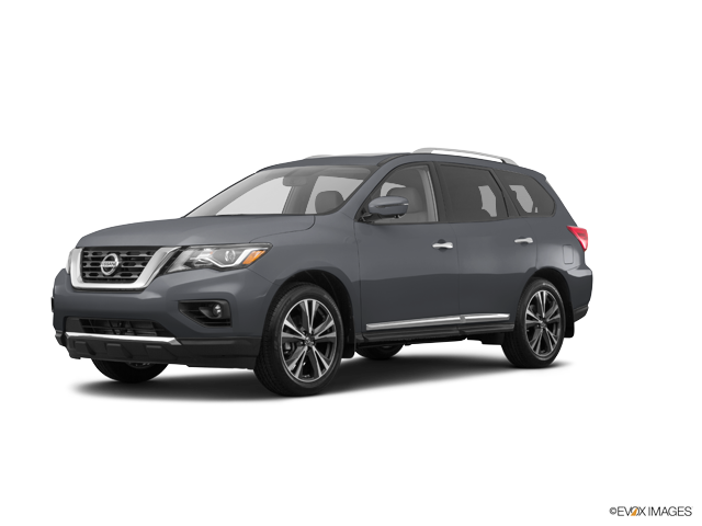 2019 Nissan Pathfinder Platinum V6 4x4 at - Exterior - 1