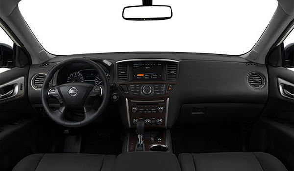 2019 Nissan Pathfinder Platinum V6 4x4 at - Interior - 1