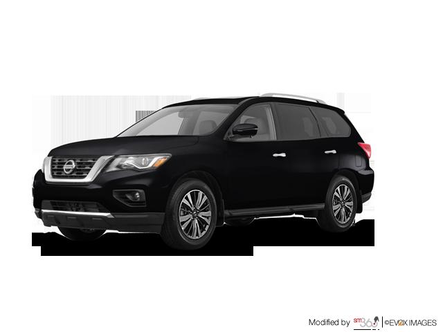 2019 Nissan Pathfinder SL Premium V6 4x4 at - Exterior - 1