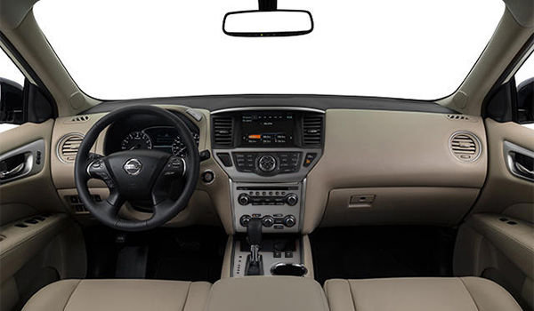 2019 Nissan Pathfinder SL Premium V6 4x4 at - Interior - 1