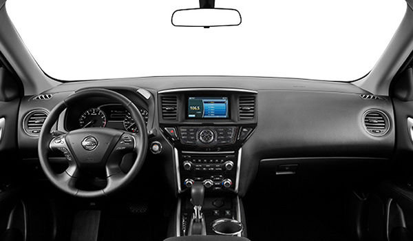 2019 Nissan Pathfinder SV Tech V6 4x4 at - Interior - 1