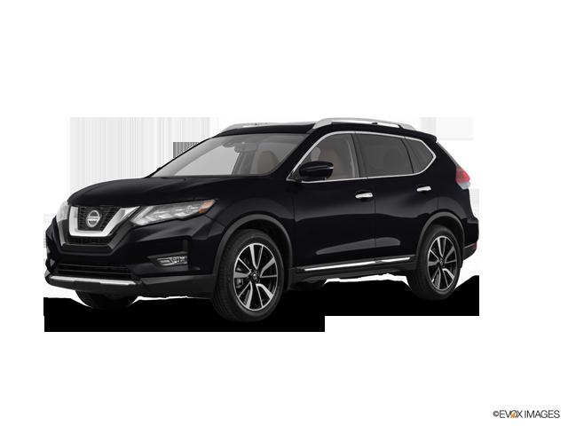 2019 Nissan Rogue SL AWD CVT - Exterior - 1