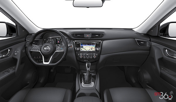 2019 Nissan Rogue SL AWD CVT - Interior - 1