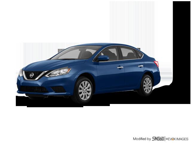 2019 Nissan Sentra 1.8 S CVT