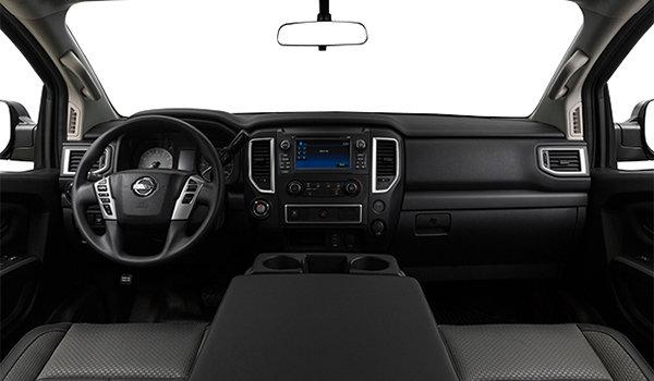 Nissan Titan S 2019