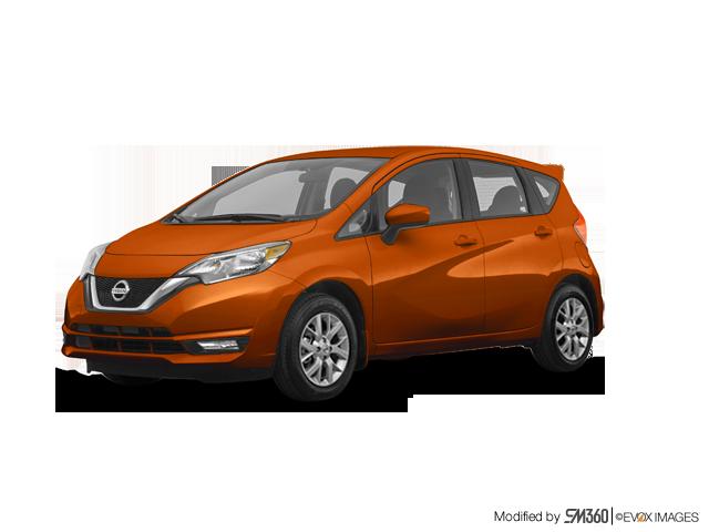 2019 Nissan Versa Note SV SPECIAL EDITION - Exterior - 1