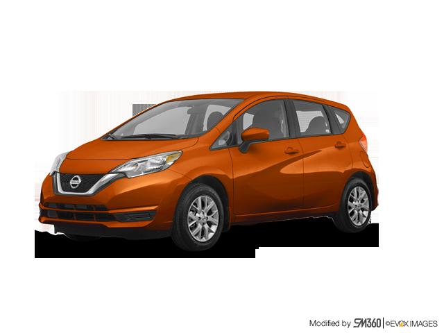 2019 Nissan Versa Note Hatchback 1.6 SV CVT - Exterior - 1