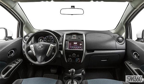 2019 Nissan Versa Note Hatchback 1.6 SV CVT - Interior - 1