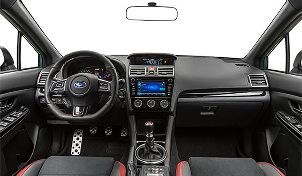 Subaru WRX STI STI Sport-tech with Lip Spoiler 2019