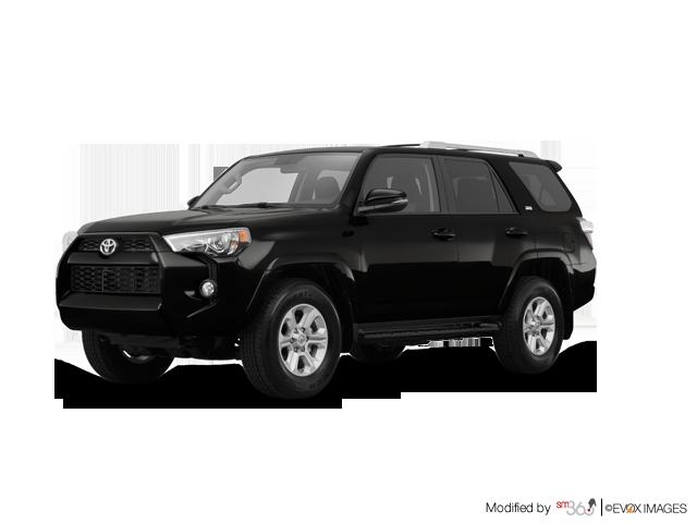 2019 Toyota 4Runner SR5 V6 5A - Exterior - 1