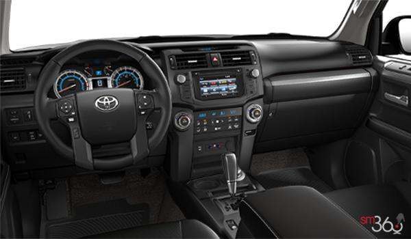 Toyota 4 Runner Nightshade 7-Passenger 2019