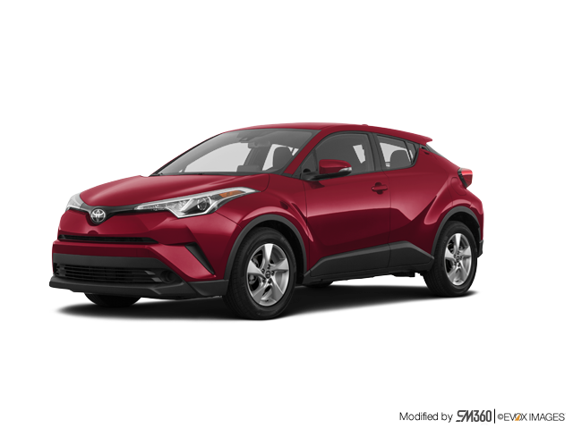 2019 Toyota C-HR XLE - Exterior - 1