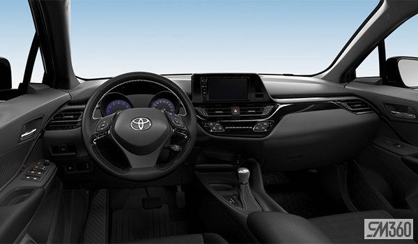 2019 Toyota C-HR XLE - Interior - 1