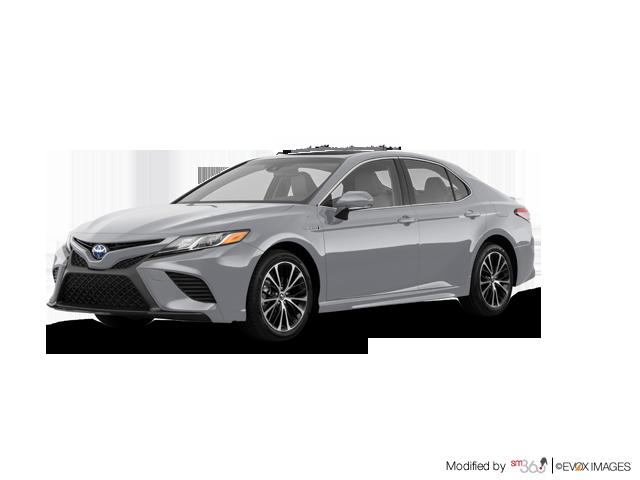2019 Toyota Camry Hybrid SE - Exterior - 1