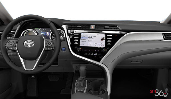 2019 Toyota Camry Hybrid SE - Interior - 1