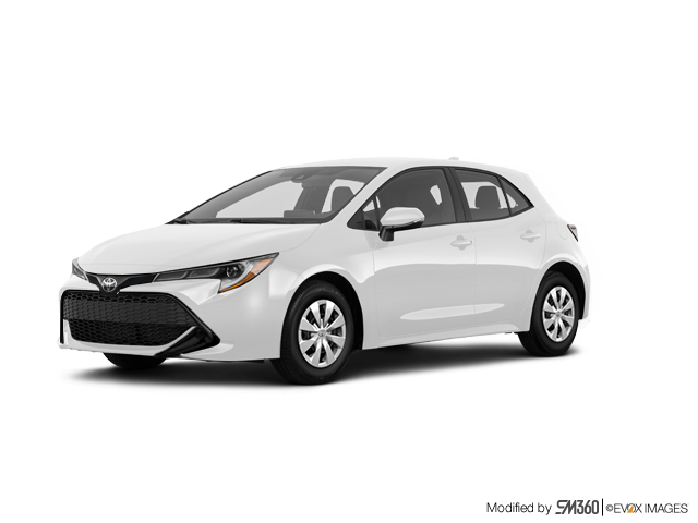 2019 Toyota Corolla Hatchback Hatchback CVT - Exterior - 1
