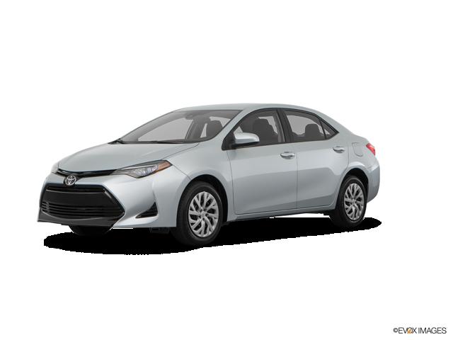 2019 Toyota Corolla LE - Exterior - 1