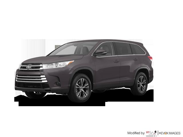 Toyota Highlander LE 2019 - Extérieur - 1