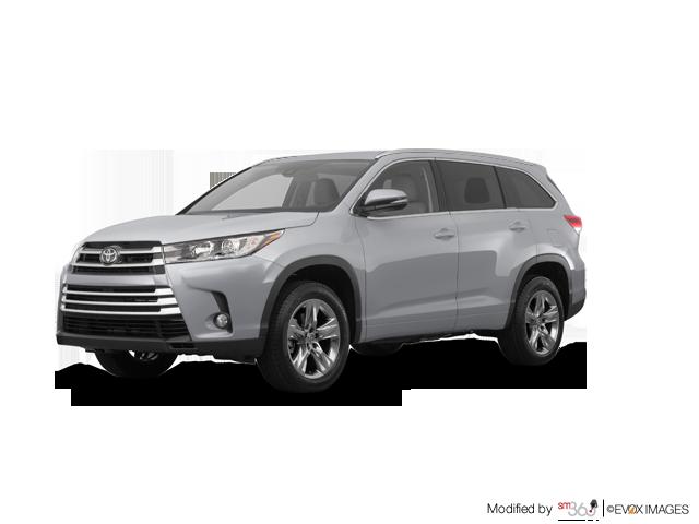 2019 Toyota Highlander Limited - Exterior - 1