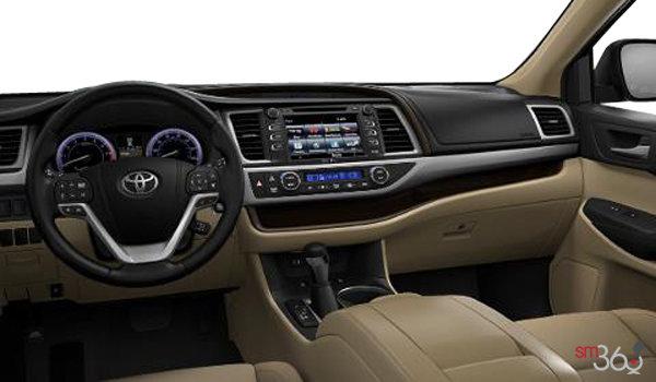 2019 Toyota Highlander XLE - Interior - 1