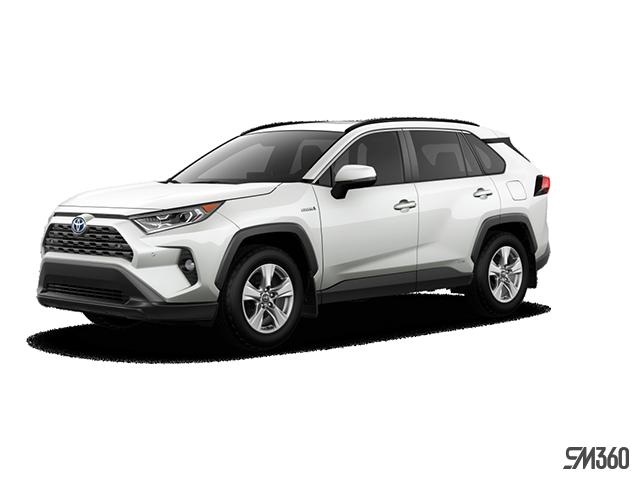 Toyota RAV4 Hybrid XLE 2019 - Extérieur - 1