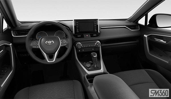 Toyota RAV4 Hybrid XLE 2019 - Intérieur - 1