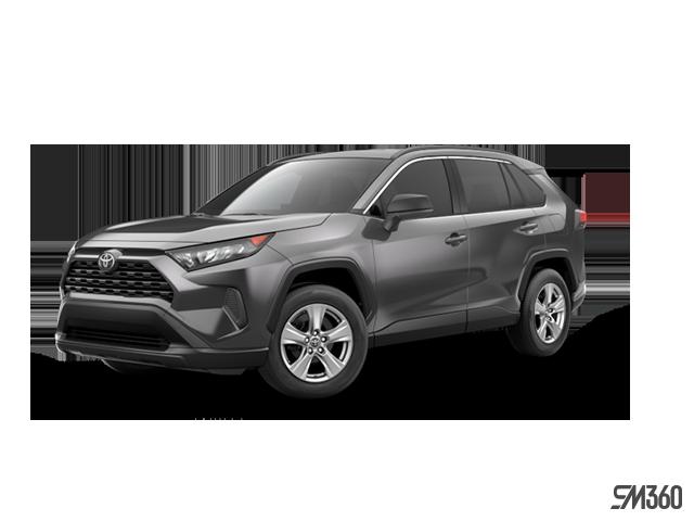2019 Toyota RAV4 LE - Exterior - 1
