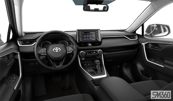 2019 Toyota RAV4 LE - Interior - 1
