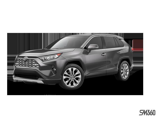 2019 Toyota RAV4 Limited - Exterior - 1